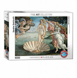 Cumpara ieftin Puzzle Eurographics - Sandro Botticelli: Die Geburt der Venus, 1000 piese