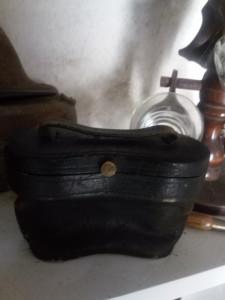 Binoclu de opereta vechi de colecție