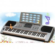 Orga electronica cu 61 de clape citire usb mp3 si bluetooth XY-613