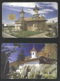 Romania 2003 Telephone card Monasteries Churches CT.022