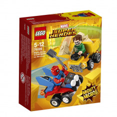 LEGO® Marvel Super Heroes Mighty Micros - Scarlet Spider contra Sandman (76089)