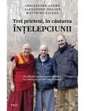Trei prieteni, in cautarea intelepciunii | Cristophe Andre, Matthieu Ricard, Alexandre Jollien