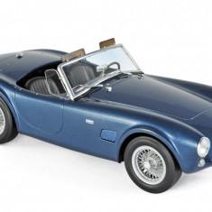 Macheta Auto Norev, AC Cobra 289 1963 Albastru Metallic 1:18