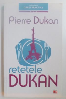 RETETELE DUKAN , RGIMUL MEU IN 350 DE RETETE , EDITIA A II A de PIERRE DUKAN , 2012 foto
