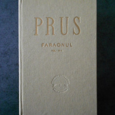 BOLESLAW PRUS - FARAONUL (1967, editie cartonata, editie integrala)