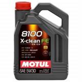 MOTUL 8100X-CLEAN FE 5W-30 5L