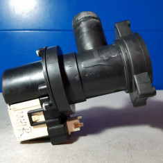 Pompa evacuare masina de spalat Whirlpool, pompa completa