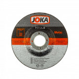 Discuri abrazive pt metal 115x6x22.2 Joka