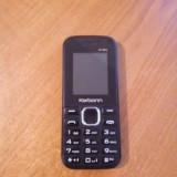 Telefon Karbonn K106s, Negru, 8GB, Neblocat