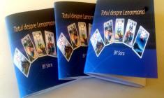 Cartea Totul despre lenormand+cadou un set de rune Viking foto
