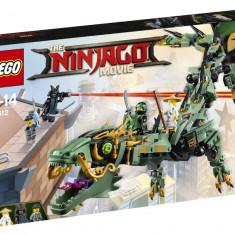 Robotul-balaur Ninja Verde (70612)