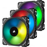 Ventilator/Radiator Corsair ML Pro RGB 120 Three Fan Kit High Static Pressure