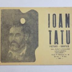 IOAN TATU , PICTURA-GRAFICA...1981