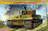 + Kit 1/35 Dragon 6383 - Pz.Kpfw.VI Ausf.E Tiger I Late Production w/Zimmerit +