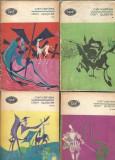 Don Quijote - Cervantes (4 volume - complet) BPT 524-527
