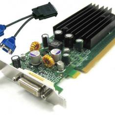 Placa Video Second Hand NVidia Quadro NVS 285, 128MB GDDR3