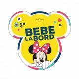 Semn auto Bebe la Bord - Minnie SEV9627 Children SafetyCare