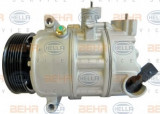 Compresor clima / aer conditionat VW CC (358) (2011 - 2016) HELLA 8FK 351 322-741