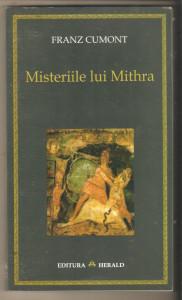 Franz Cumont-Misterele lui Mithra