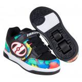 Heelys Plus X2 Black/Multi/Paint
