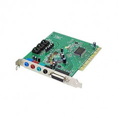 Placa audio Creative Sound Blaster 128 PCI CT4750 4 Channels 16-bit 48KHz PCI
