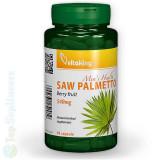 Cumpara ieftin Saw Palmetto 90cps. Vitaking (prostata, urinare, impotenta)
