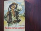 FILE DIN CARTEA NATURII ( ilustratii deosebite de Coca Cretoiu- Seinescu ) *