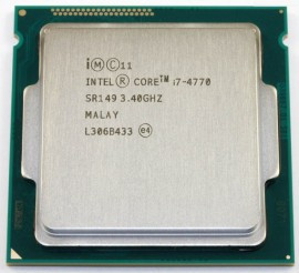 Procesor PC Intel i7-4770 foto