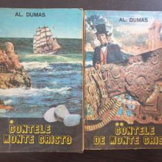 CONTELE DE MONTE CRISTO - Al. Dumas (2 volume)