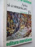 Arta si comunicare (15) - Rene Berger