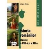 Istoria romanilor-mic dictionar (Iuliana Voicu)