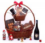 Cos Cadou Chocolate for Santa