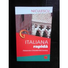 Italiana Rapida - Alessandra Chiodelli Mccavana