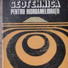 Geotehnica Pentru Hidroamelioratii - Dron Andrei ,528222