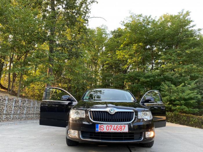Skoda superb limuzina 2013 1.4 tsi benzina