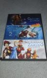 Craiasa Zapezii - Snow Queen - 3 DVD - dublate in romana