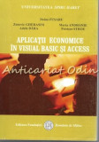 Cumpara ieftin Aplicatii Economice In Visual Basic Si Access - Doina Fusaru, Zenovic Gherasim