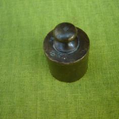 Greutate veche, suedeza din bronz