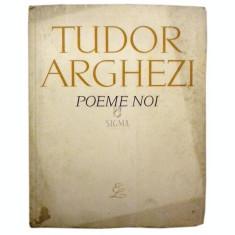 Poeme noi - Tudor Arghezi