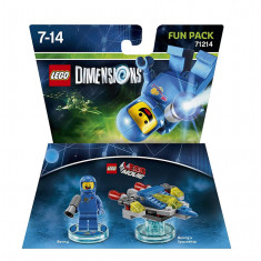 Lego Dimensions Fun Pack - Lego Movie - Benny - 60314