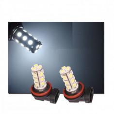 Bec LED H11 18-SMD