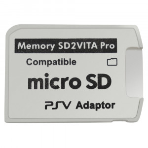 Adaptor card micro SD la card de memorie Playstation Vita PS Vita - SD2VITA V5