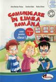 Cumpara ieftin Comunicare in limba romana. Caiet pentru clasa I, semestrul 1/Dumitra Radu, Rodica Chiran, Alina Nicolae-Pertea, Aramis