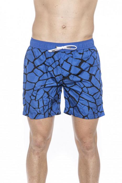 Costum de baie Albastru Bărbat Roberto Cavalli