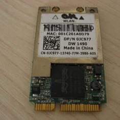 Placa wireless laptop Dell XPS M1730, DW 1490, 0JC977, BCM94311MCAG, T60H937.00