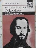 PE URMELE LUI NICOLAE BALCESCU - DAN BERINDEI
