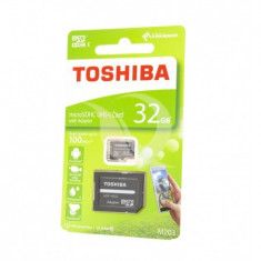 Carduri de memorie, toshiba micro sd, clasa 10, 32gb