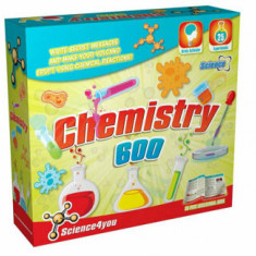 Joc educativ Science4you - Set Laboratorul de chimie