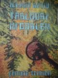 Tablouri in goblen - Ileana Ratiu