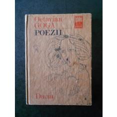 OCTAVIAN GOGA - POEZII (1985, Ed. cartonata)
